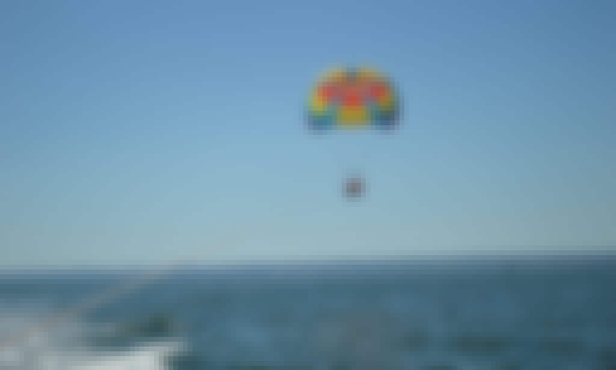 15-Minutes Parasailing Adventure for 2 People in Gdynia, Poland