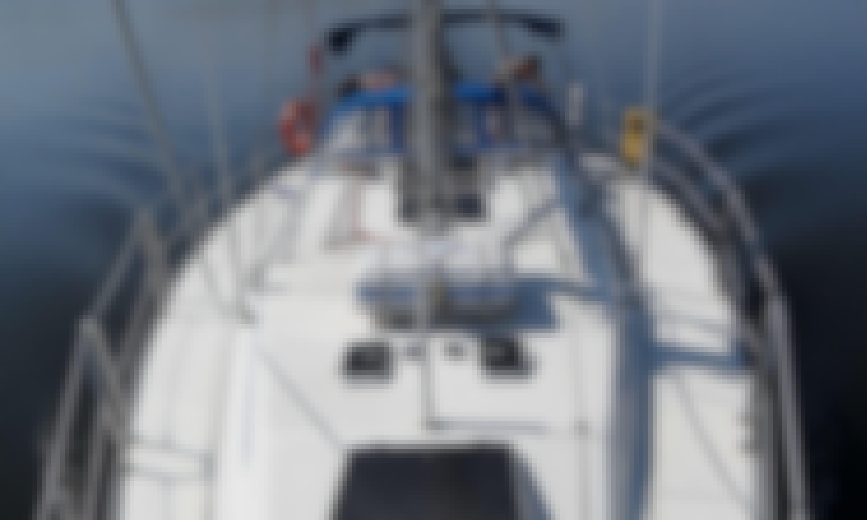 Charter 39' SAS Cruising Monohull in Szczecin, Poland