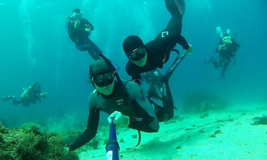 Enjoy Diving In Lanyu Township, Taiwan