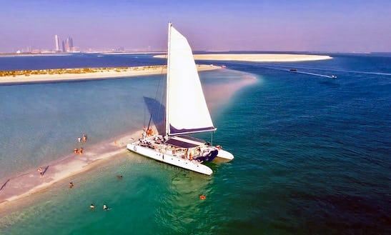 Catamaran Party - The Palm Dubai Island