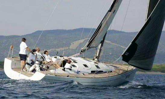 Charter Comar 41s Cruising Monohull In Rome, Italy