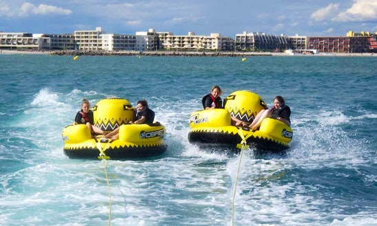 Enjoy Sombrero Rides In Palavas-les-flots, Occitanie, France