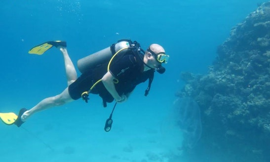 Padi Open Water Diver Course In Red Sea Governorate, Egypt
