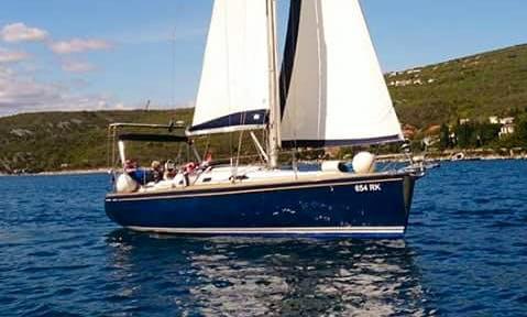 Charter 36' Comar Cruising Monohull in Kraljevica, Croatia