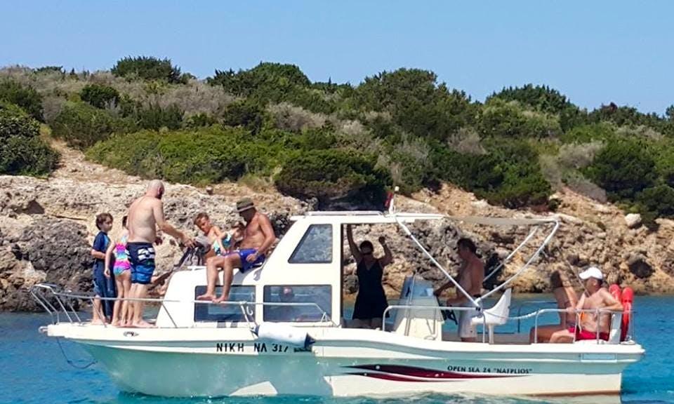 Half Cabin rental in Lefkada