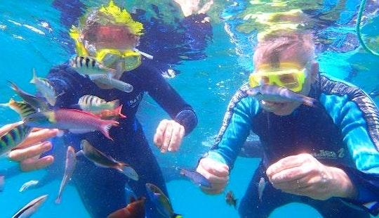 Enjoy Snorkeling In Hengchun Township, Taiwan