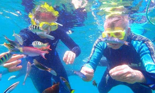 Enjoy Snorkeling In Hengchun Township, Taiwan