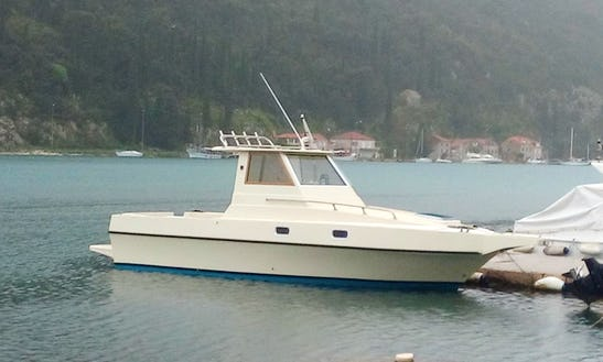 Charter 27' Aquamaster Cuddy Cabin In Prijevor, Croatia
