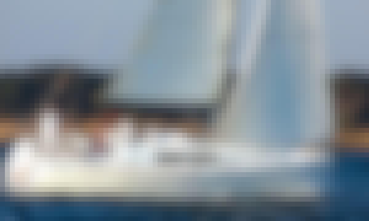 Charter 33' Jeanneau Sun Odyssey Performens Crusing Monohull in Nordborg, Denmark