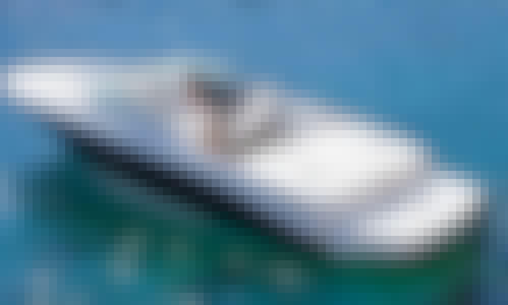 Charter 23' Sea Ray Motor Yacht in Prijevor, Croatia