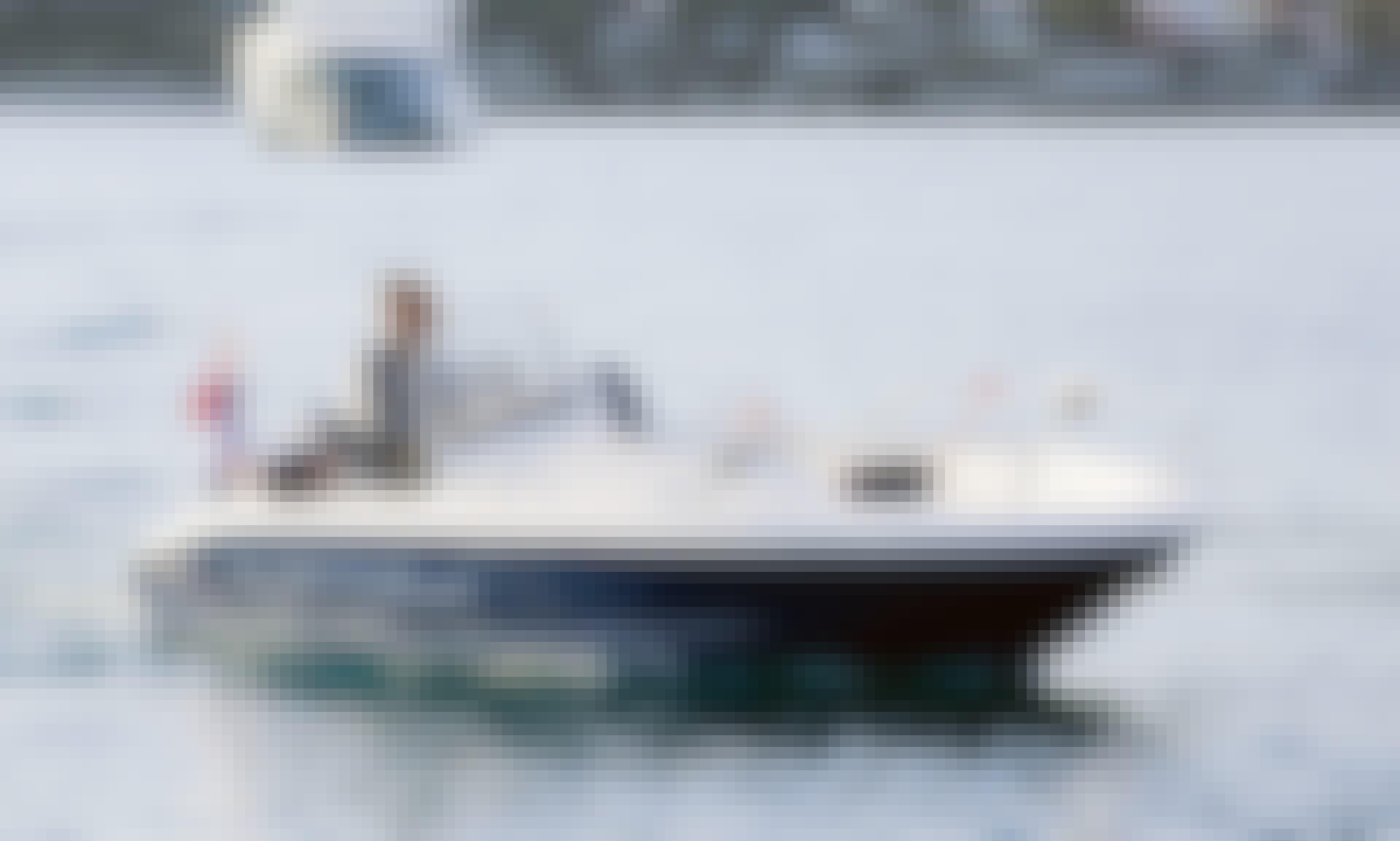 Rent 14' Quicksilver Powerboat in Saint-Jean-Cap-Ferrat, France