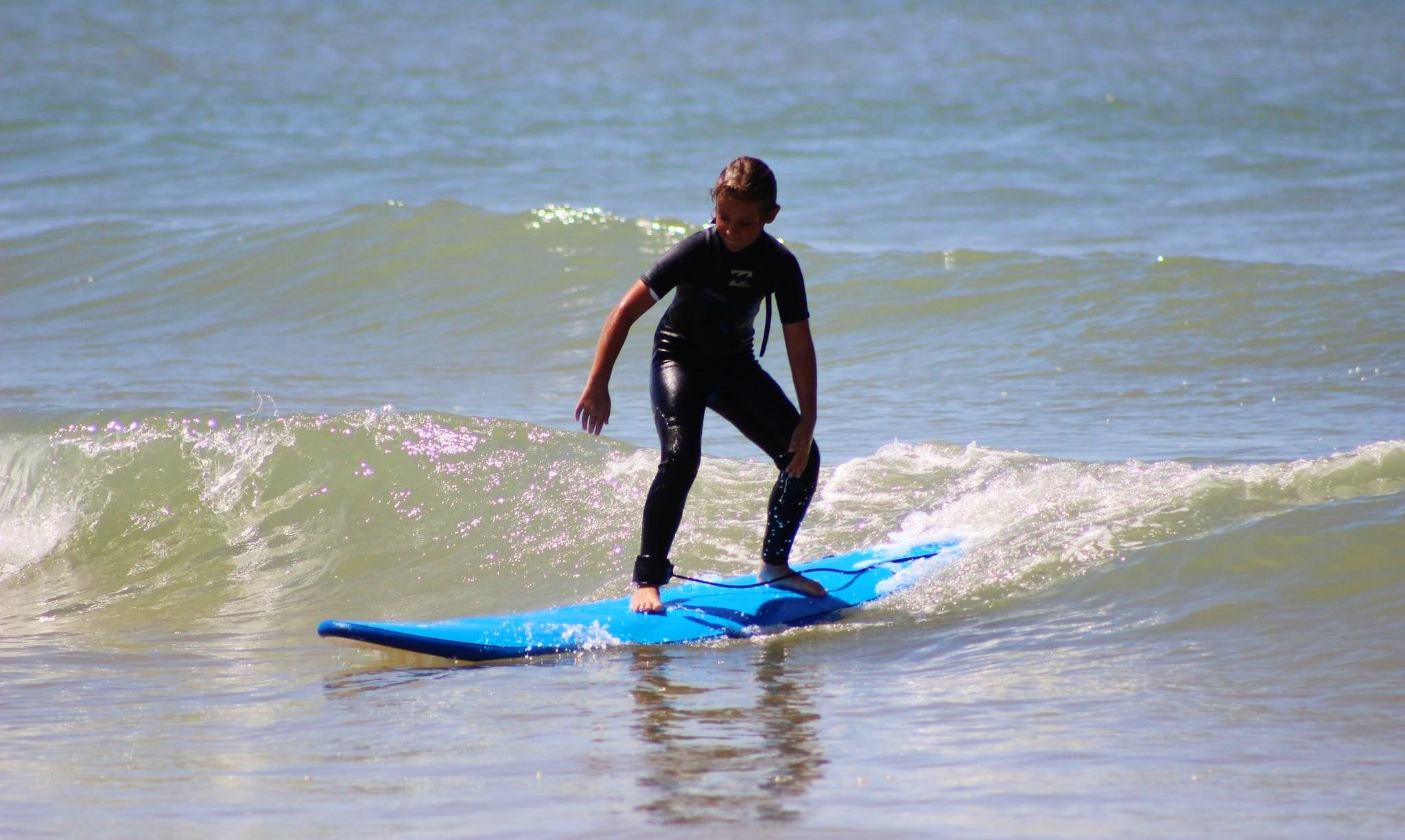 Surf Lessons in Lège-Cap-Ferret, France