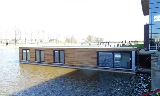 Rent A Houseboat In Amsterdam, Noord-holland