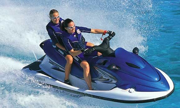 Rent a Jet Ski Rental in Ouistreham, Normandie, France