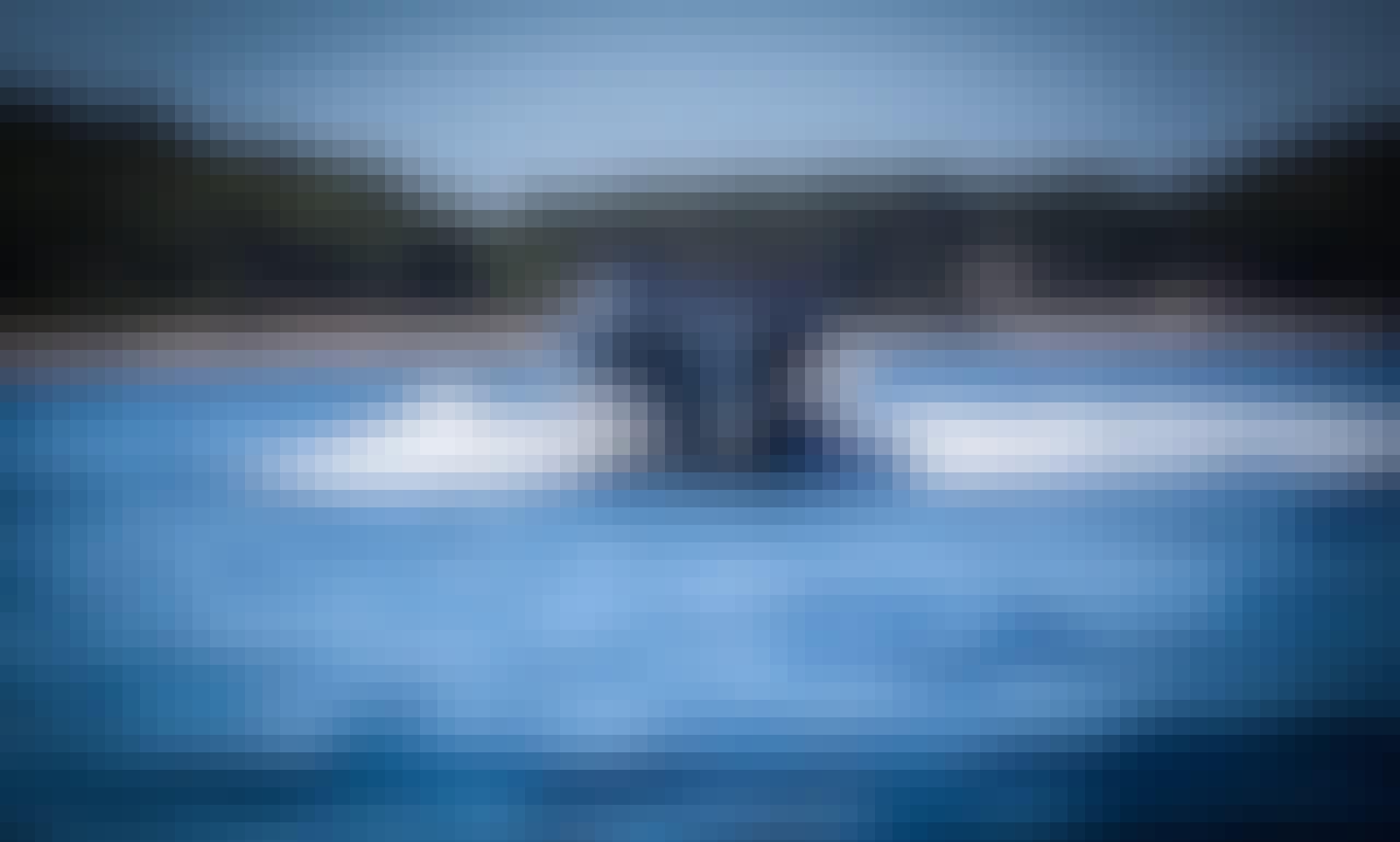 Axiom - luxury tours - Hvar - speed boat