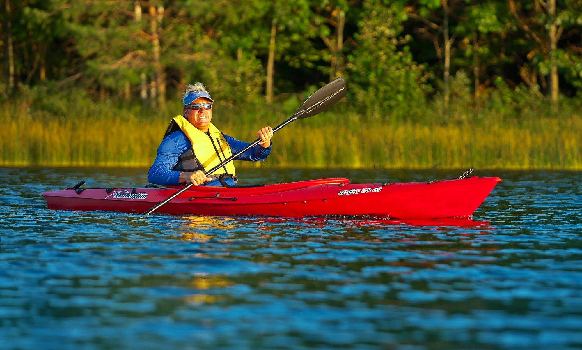 Aruba Kayak for rent in St. Paul