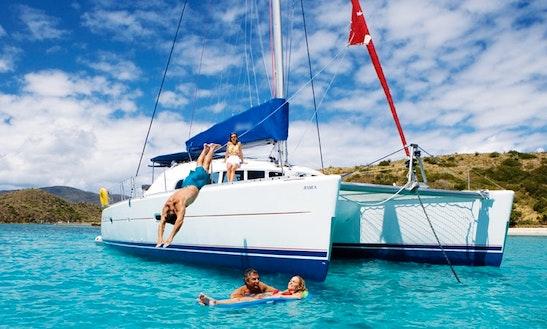 Charter Lagoon 410 Cruising Catamaran In Il-mellieħa, Malta
