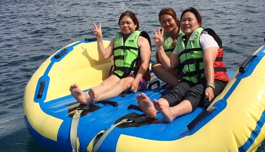 Best Tubing Adventure In Township, Taiwan