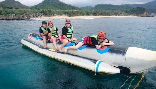 Unforgettable Banana Rides In Hengchun Township, Taiwan