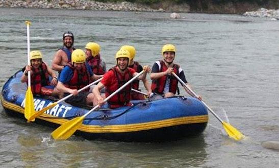 Enjoy Rafting Trips In București, Romania