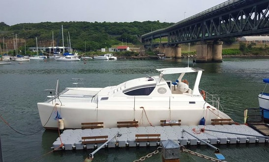 Charter A Power Catamaran In East London, South Africa