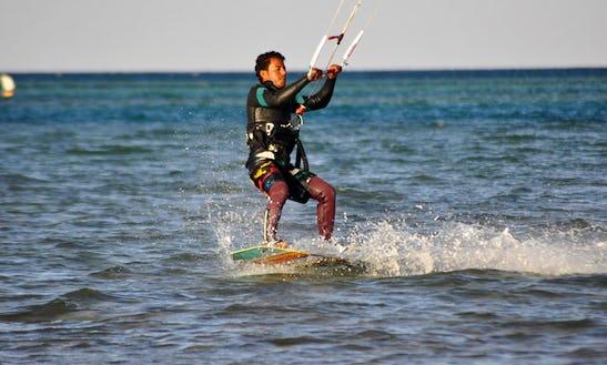 Enjoy Kitesurfing Lessons In Hurgada, Egypt