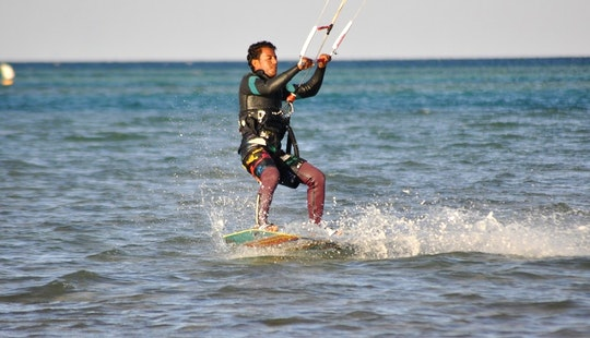 Learn Kitesurfing In Hurgada, Egypt