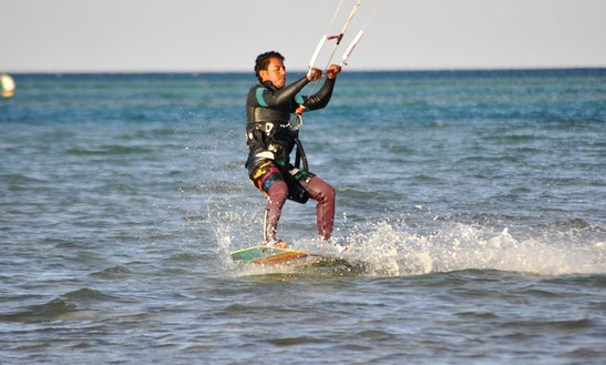 Enjoy Kitesurfing Lessons In Hurgada, Egypt