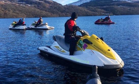 Rent A Jet Ski In Balloch, Scotland