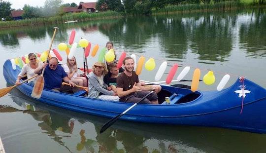 Enjoy Canoeing In Otterndorf, Niedersachsen