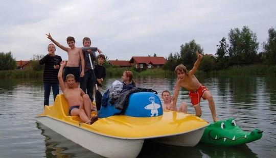 Enjoy Paddle Boat Rentals Otterndorf, Niedersachsen