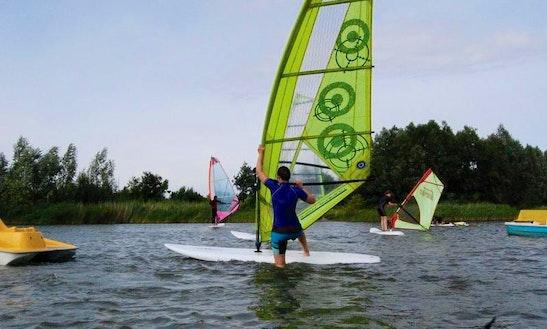 Enjoy Windsurfing Lessons & Rentals In Otterndorf, Niedersachsen
