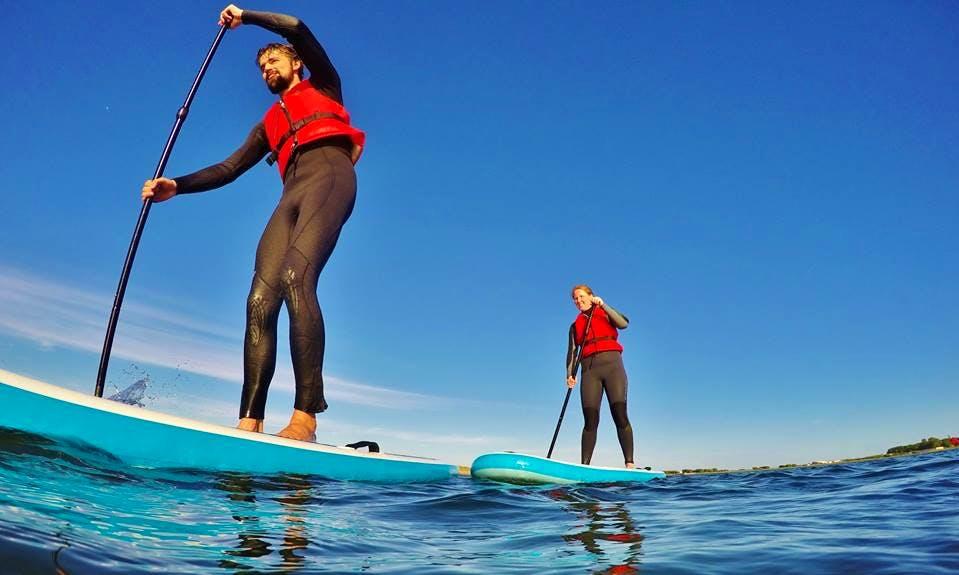 Stand Up Paddleboard Lessons in København, Denmark