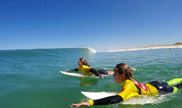 Enjoy Bodyboard Lessons in Capbreton, France