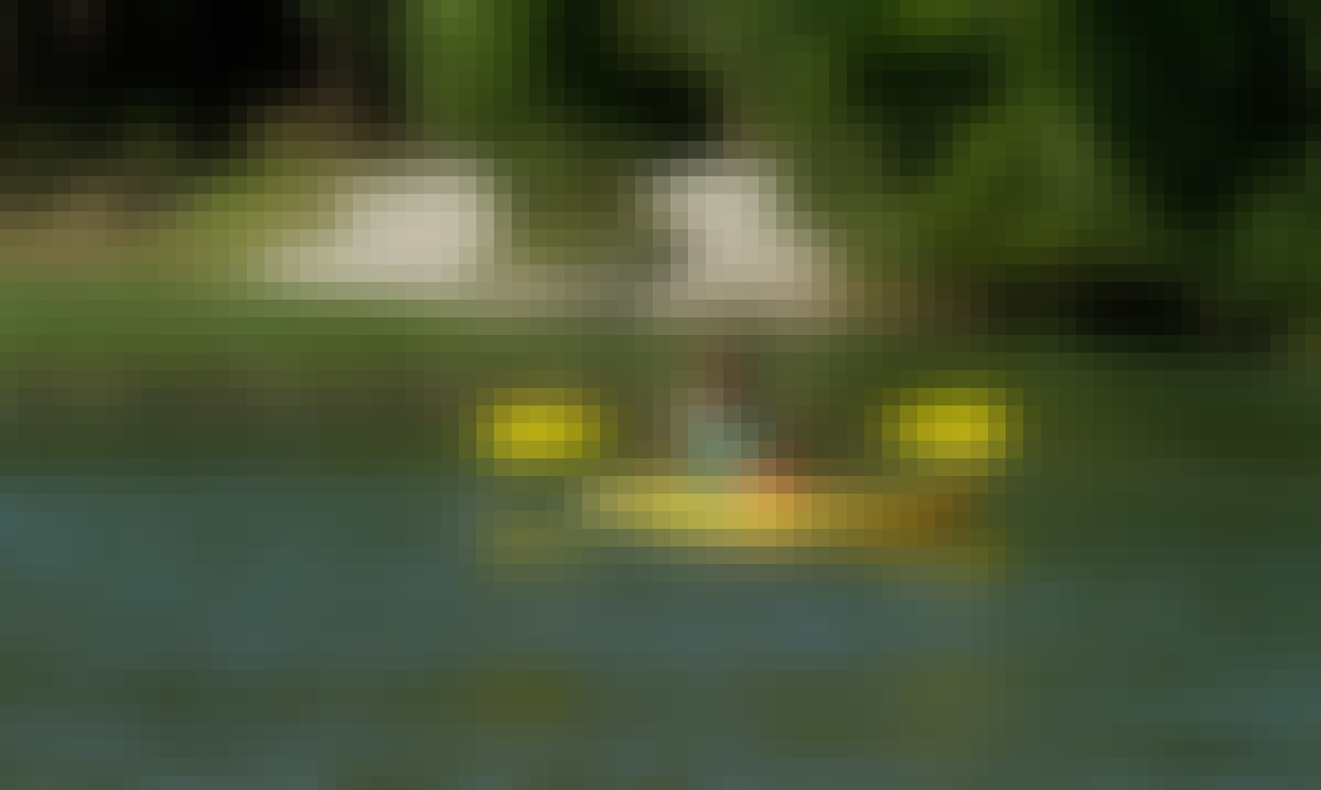 Rent a Single Kayak in Straduny, Poland