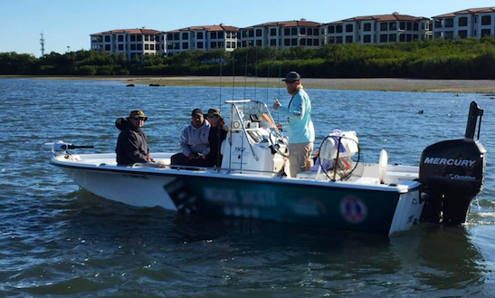Enjoy Fishing In Tampa, Florida With Captain Kenny