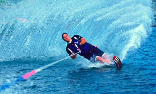 Enjoy Water Skiing In Ayia Napa, Ammochostos