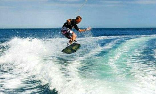Enjoy Wakeboarding In Ayia Napa, Ammochostos