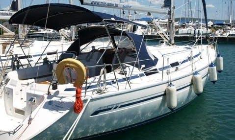 Charter 40' Bavaria Cruising monohull in Seget Donji, Croatia