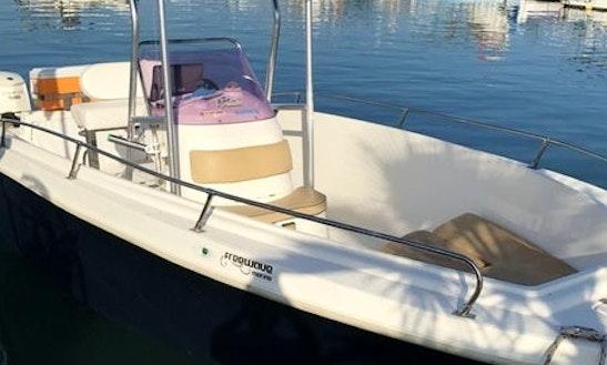 Sport Fisherman Charter In Larnaca