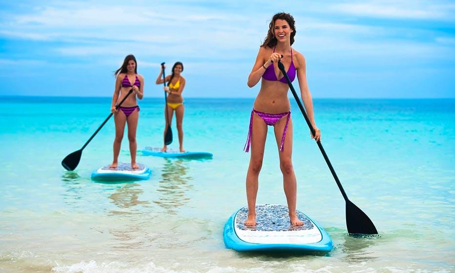 Enjoy Stand Up Paddleboarding in Mlini, Croatia
