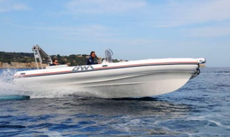 Charter a Rigid Inflatable Boat in Mlini, Croatia