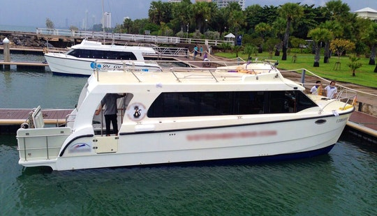 Power Catamaran For Diving Charters In Amphoe Takua Pa