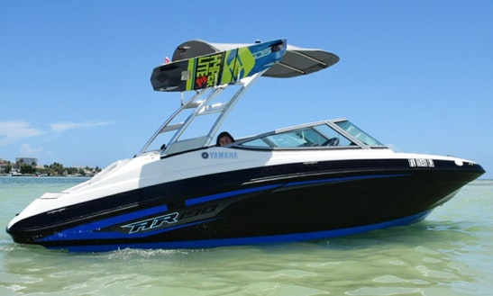 Rent A New 2017 Yamaha Ar 190  At Lake Toho