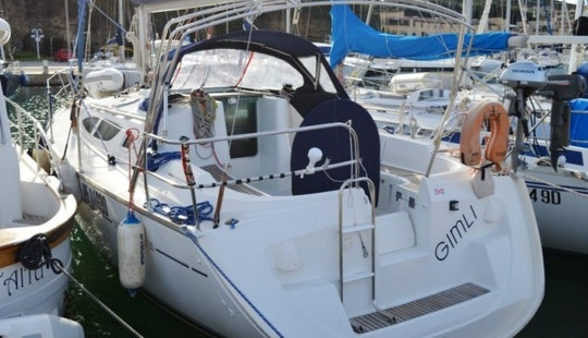 Rent 35' Sun Odyssey Cruising Monohull In Punta Ala, Italy