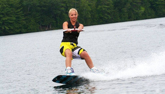 Wakeboarding Lessons In Lacona, Toscana, Italy