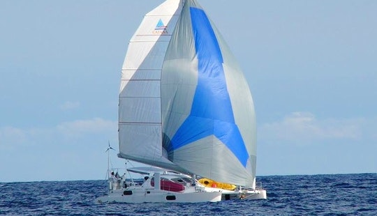 Cruising Catamaran For Charter In Newport, Ri
