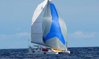 41' Catana Cruising Catamaran for Charter in Newport, RI