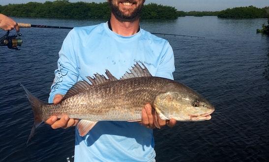 Inshore Fishing Charter In Punta Gorda