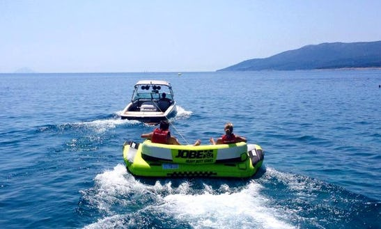 Enjoy Sofa Rides In Rabac, Croatia